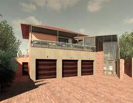 #21 for Architectural drawings and 3D rendering of South African Residential property af Arquideterioron