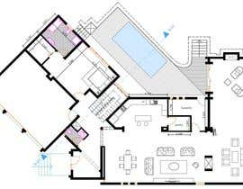 #7 for Architectural drawings and 3D rendering of South African Residential property af TMKennedy