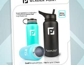 #22 for product Infograph for a water bottle by wilsonomarochoa