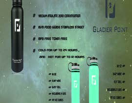 #17 for product Infograph for a water bottle by manjur1422