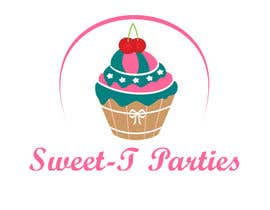 #16 untuk Create a logo for my kids party business. ( Sweet-T Parties ) oleh MyDesignwork