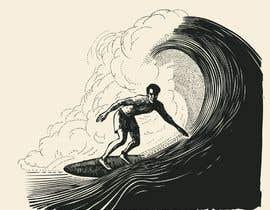 #15 para Design for a popsocket item, surfs up dude por aga5a2985f45d9e4
