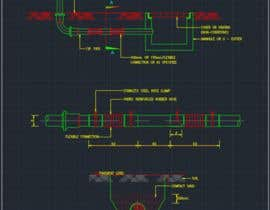 nº 2 pour Dwg files drawn in Revit of 3 different types of drains, and 1 pvc puddle flange.  These will be used for manufacture and also for design of packaging par ahmed7najih