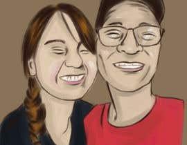 Nro 11 kilpailuun Draw a Caricature käyttäjältä hussienkareem