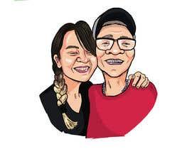 Nro 5 kilpailuun Draw a Caricature käyttäjältä ibrahimkaldk