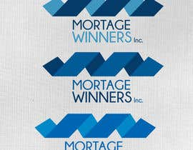 #187 para Logo Design for Mortgage Winners Inc. por DigiMonkey