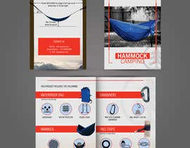 #9 for Product Bi-Fold Marketing/Advertisement Card by dissha