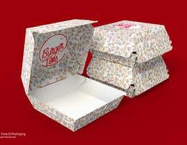 #6 para Design Takeaway Packaging de HussienFawzii