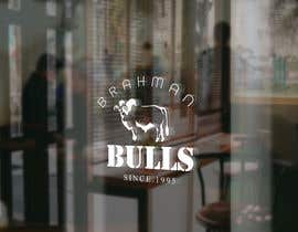 #35 for We sell Brahman bulls and want to create a logo for our business named ( Burdekin Brahmans ) something that represents our business. Our bulls are bred on the Burdekin river and wanted to include a Brahman bull, river or something simple. by rezaulislam728