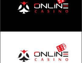 #216 для Online Casino Logo Contest от oviduniya