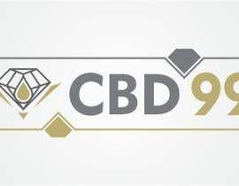 #70 for Design a subsiduary logo for CBD 99 af javedkhandws22