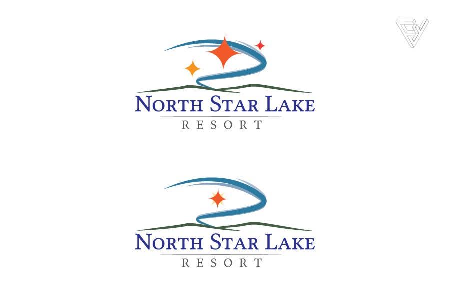 Konkurrenceindlæg #59 for Logo Design for A northwoods resort in Minnesota USA called North Star Lake Resort