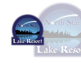 lahiruhansa tarafından Logo Design for A northwoods resort in Minnesota USA called North Star Lake Resort için no 87