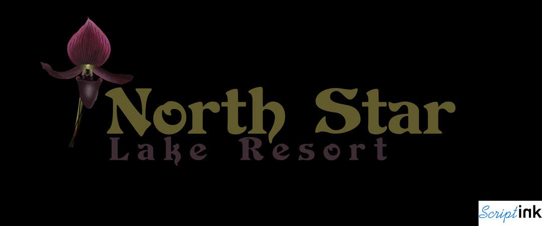 Proposition n°106 du concours Logo Design for A northwoods resort in Minnesota USA called North Star Lake Resort