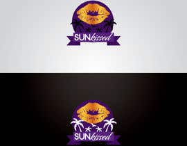 "#19 para Logo Design for ""SUN""Kissed (urban/latin ,monthly dancing concept - with DJ , special guest line up) por stnescuandrei"