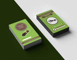 #30 for Design a small sticker the size of a business card by Anthonyrosman20