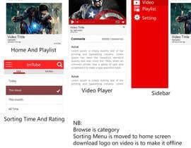 #15 untuk I need a UI Design for my new app oleh mgfakhri