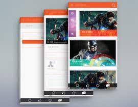 #6 untuk I need a UI Design for my new app oleh dannnnny85