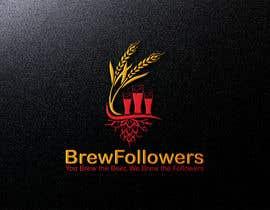 #7 for Design a brewery social marketing company logo by akthersharmin768