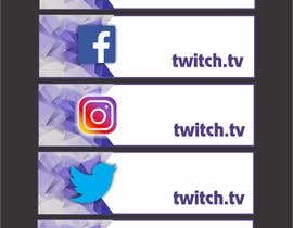 #8 para Design some banner icons for Twitch.Tv por savasniyanaresh0