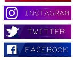 #49 para Design some banner icons for Twitch.Tv por erickaeunicewebb