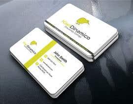 Nro 413 kilpailuun Kiwi Business Card Design käyttäjältä omarfaruk72571