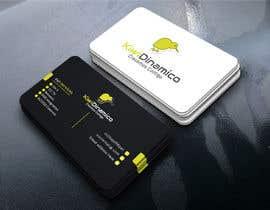 Nro 414 kilpailuun Kiwi Business Card Design käyttäjältä omarfaruk72571