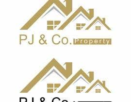 #43 for Design a logo for property company ( PJ & Co. Property ) af designerrafty