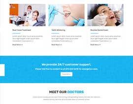 nº 36 pour Design my Landing page + Function Design par nasimm