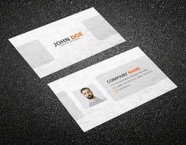 #349 for Design me a business card layout af diptisamant84