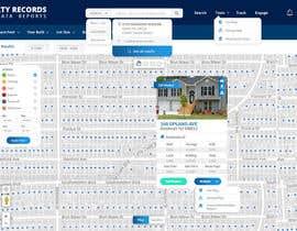 #109 para Design a Web App Mockup - Base PSD Already Included de leandeganos