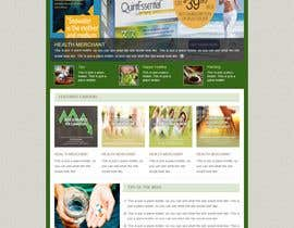 #25 untuk Re-Design Website and other pages oleh gourangoray523