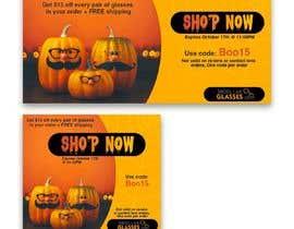 Nro 57 kilpailuun Halloween Banners käyttäjältä d3stin