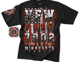 #43 untuk VFW T-Shirt Design oleh elitesniper