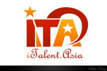 Bài tham dự #109 về Graphic Design cho cuộc thi Logo Design for iTalent.Asia