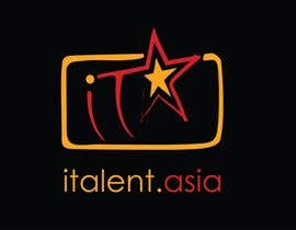 #121 para Logo Design for iTalent.Asia de MargaretMay