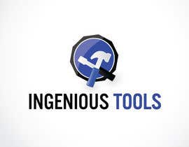 #100 para Logo Design for Ingenious Tools por aqstudio