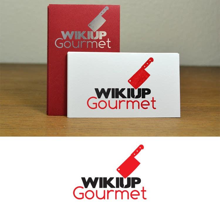 Inscrição nº 66 do Concurso para Wikiup Gourmet