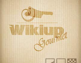 #97 for Wikiup Gourmet by maygan