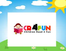 nº 107 pour Logo Design for Children Read For Fun par mamunbhuiyanmd