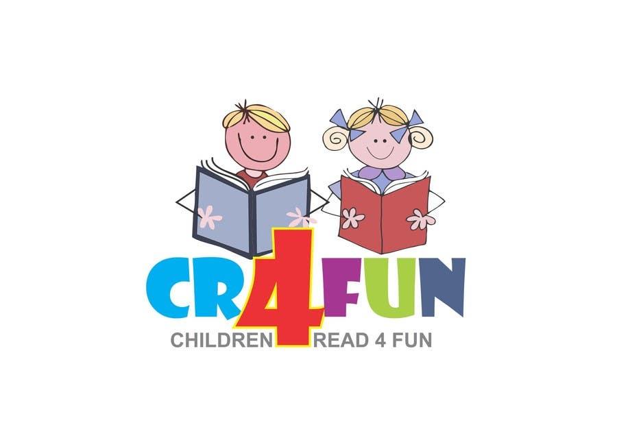 Конкурсная заявка №65 для Logo Design for Children Read For Fun