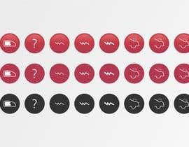 #7 para Icons for car damage por AquimaWeb