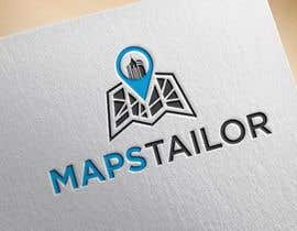 #88 for Name and Logo for startup on production of maps to be printed on T-shirts, mugs, cases.... af arjuahamed1995