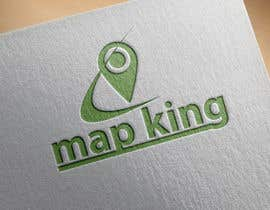 #82 for Name and Logo for startup on production of maps to be printed on T-shirts, mugs, cases.... af JotonSutradhar