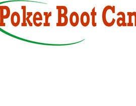 Nro 47 kilpailuun Logo Design - Poker Boot Camp käyttäjältä darkavdark
