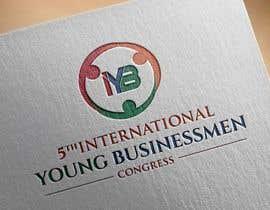nº 63 pour Logo design for International Young Businessmen Congress par dreamer509
