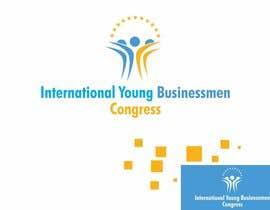 nº 48 pour Logo design for International Young Businessmen Congress par hdhingra45