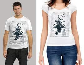 #30 para Design eines T-Shirts 1 por bundhustudio