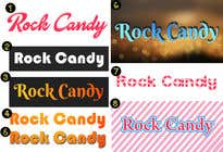 Graphic Design Entri Peraduan #387 for Rock Candy Logo and Brand Identity