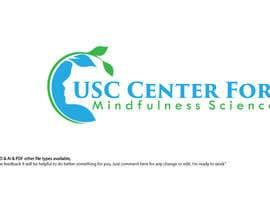 Nro 180 kilpailuun Logo for a Scientific Mindful Center käyttäjältä mdebrahimali434